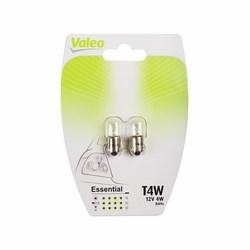 VALEO - Essential, lampadina alogena per auto T4W