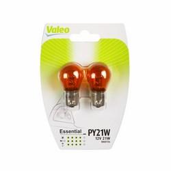 VALEO - Essential, lampadina alogena per auto tipo PY21W