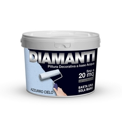 Idropittura glitterata Diamanti-39,95 €