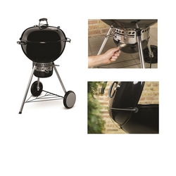 WEBER - Barbecue a carbone Master Touch GBS 57 cm