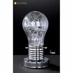 WOFI - FUTURA LAMP.TAVOLO 1x42W E14
