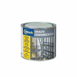 Smalto Ferromicaceo 0,5 Lt - 14,50 €