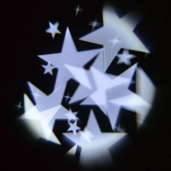 XMASKING - Proiettore a LED Stelle