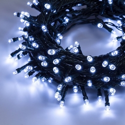 XMASKING Catena TLE 180 LED Blu 5MM con Controller
