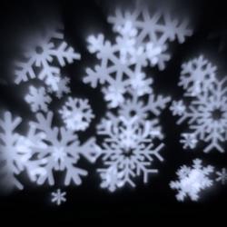 XMASKING - Proiettore Garden Effetto Snowflakes