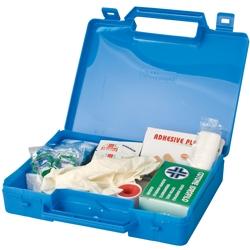 EDIS - Armadietto Farmacia Kit Auto Colore Blu
