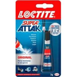 LOCTITE - Loctite super attak original 3g