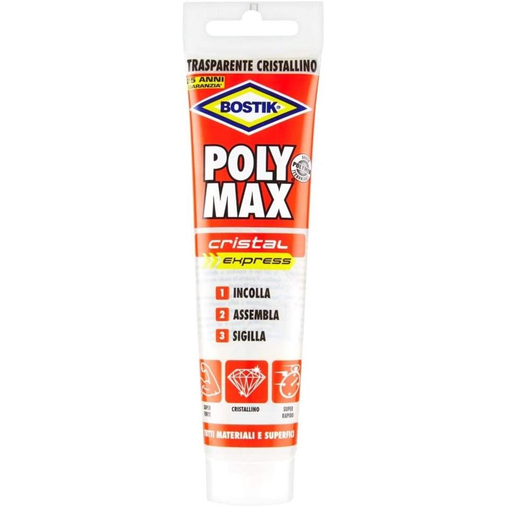 Sigillante Poly Max Cristal 115 gr