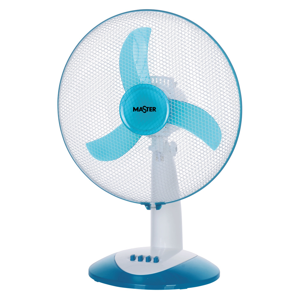 Master Ventilatore da tavolo 40cm, Blu, Bianco, 570 mm, 190 mm, 440 mm