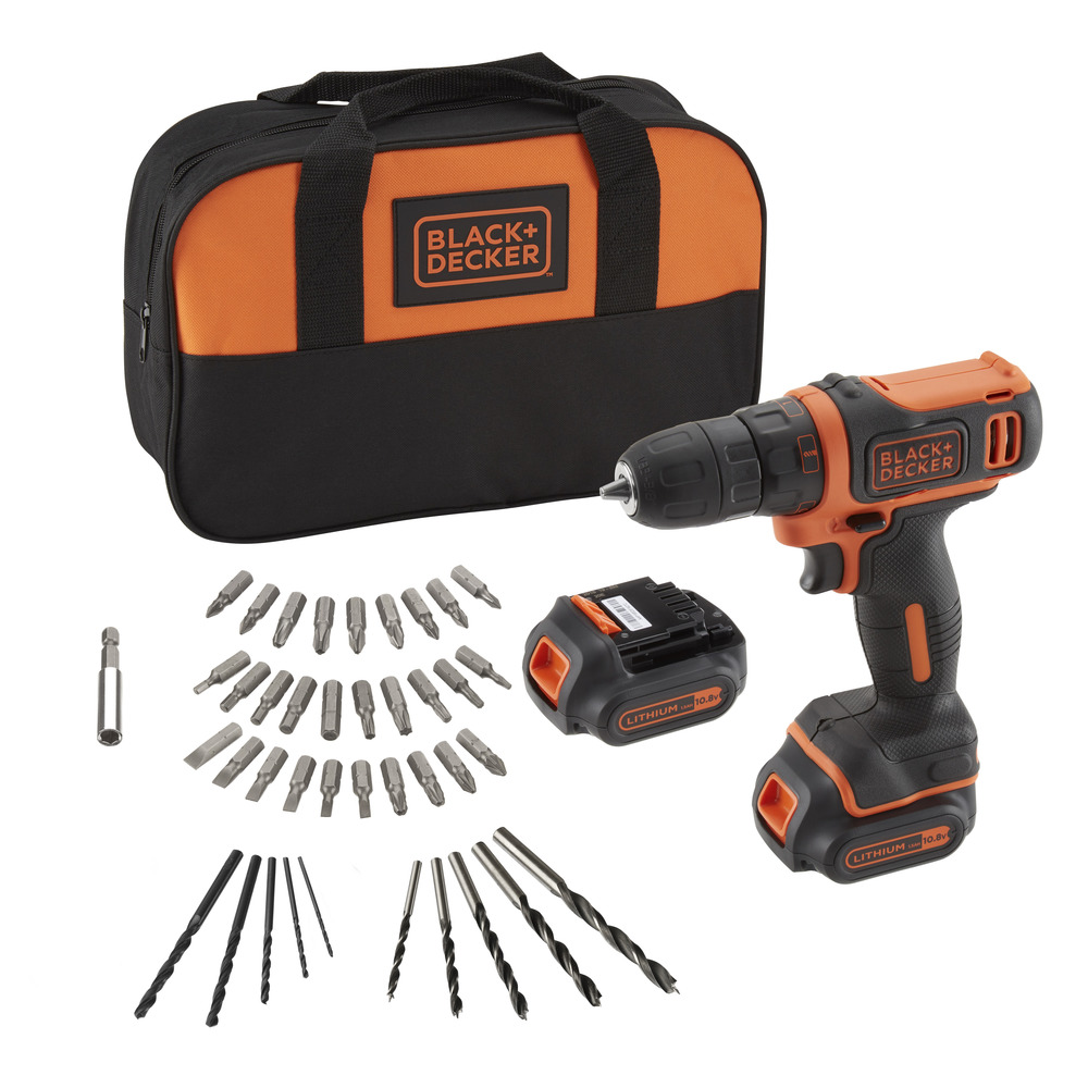 Black+Decker BDCDD121BSA