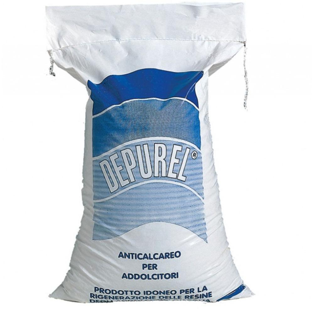 Sale per addolcitori in pastiglie, Sacco 25 kg