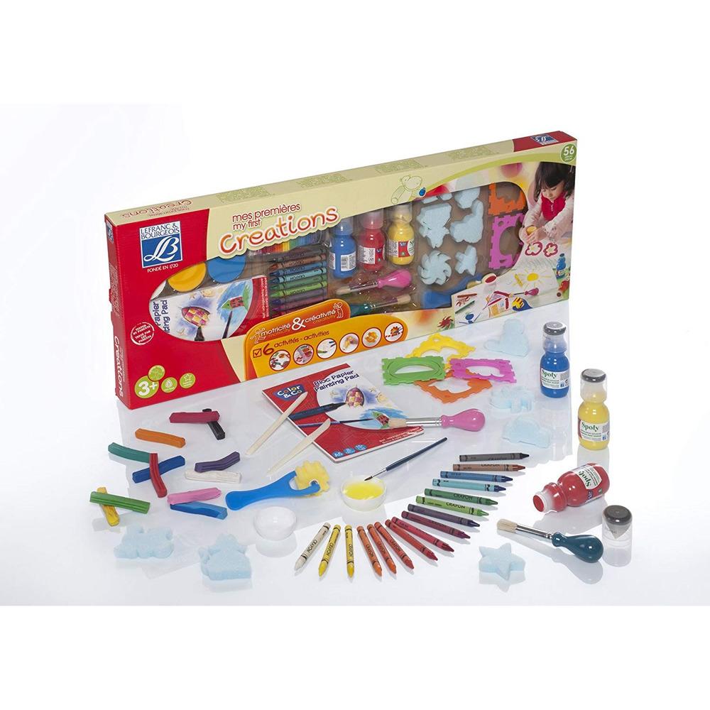 Scatola Kit Colori per bimbi