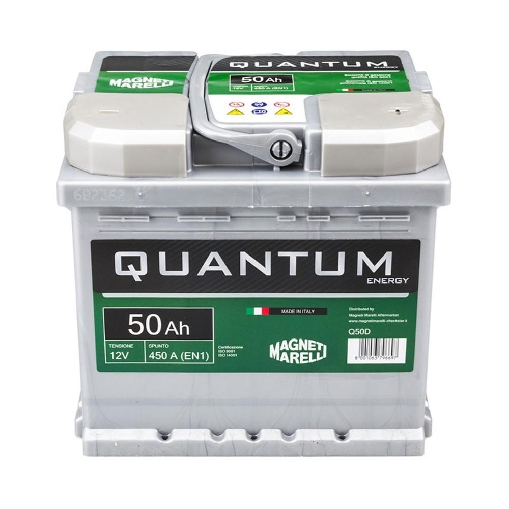 MAGNETI MARELLI Batteria Auto 50 Ah - shop online su Brico io