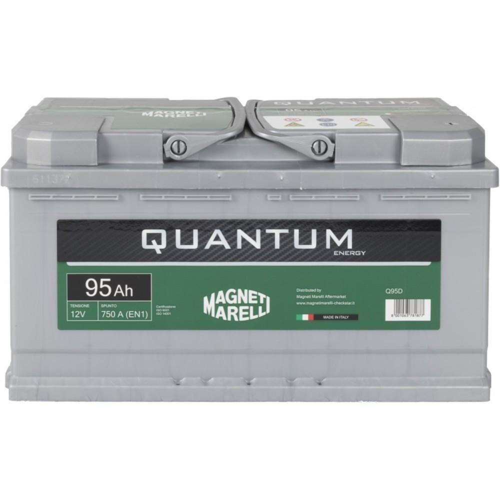 MAGNETI MARELLI Batteria Auto 95Ah - shop online su Brico io