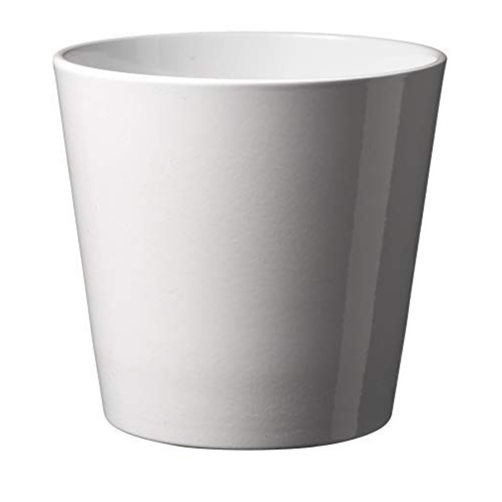 Vaso Dallas Bianco 14 cm