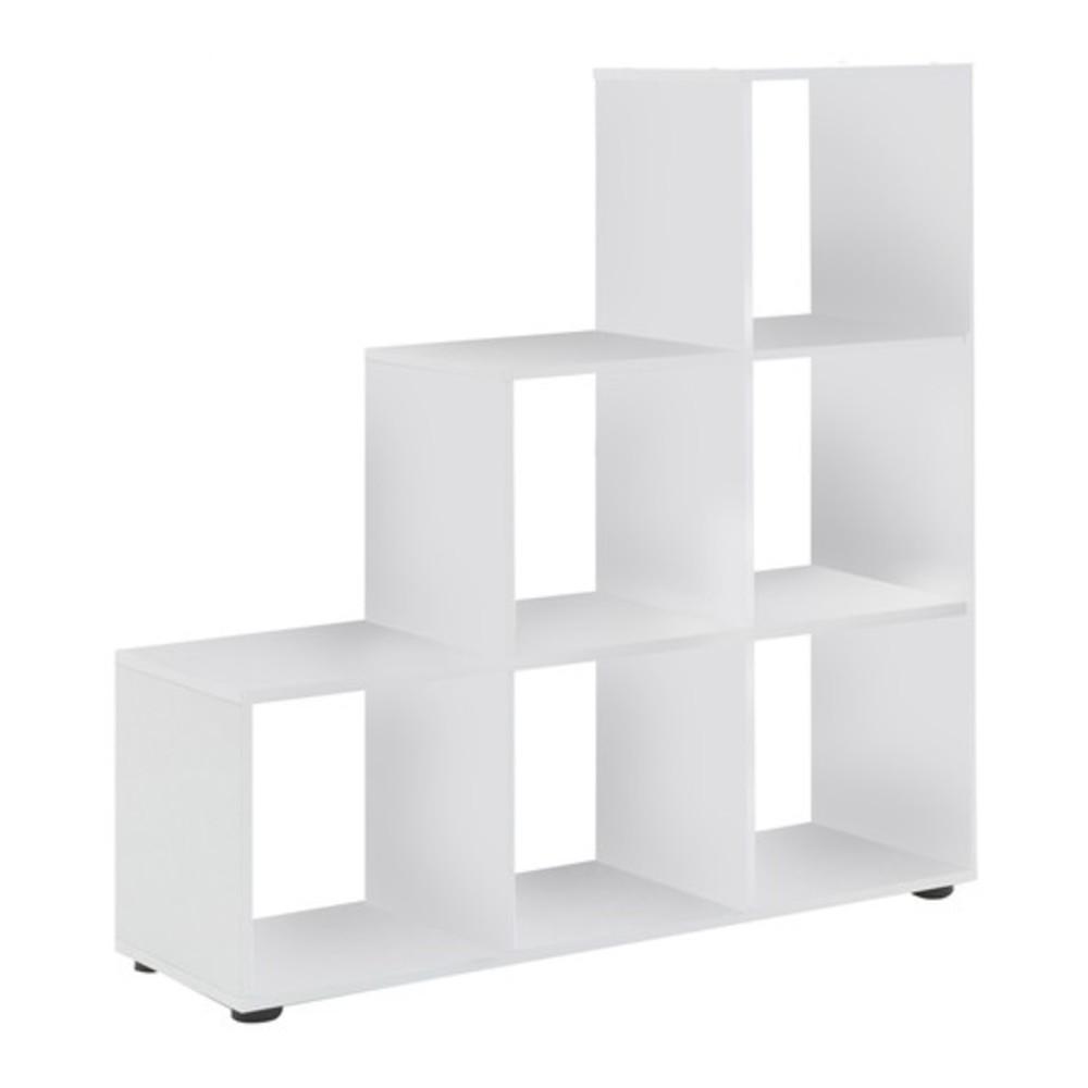 Libreria Capri A9 bianca