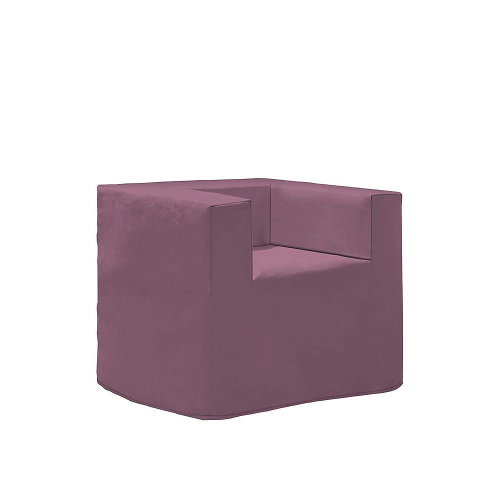 Pouf Poltrona Letto.Kestile Pouf Poltrona Letto Evolution Plus A10 Viola Shop Online