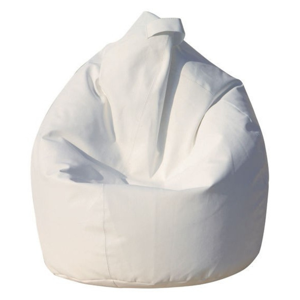 Poltrona Sacco Dea A2 Bianco