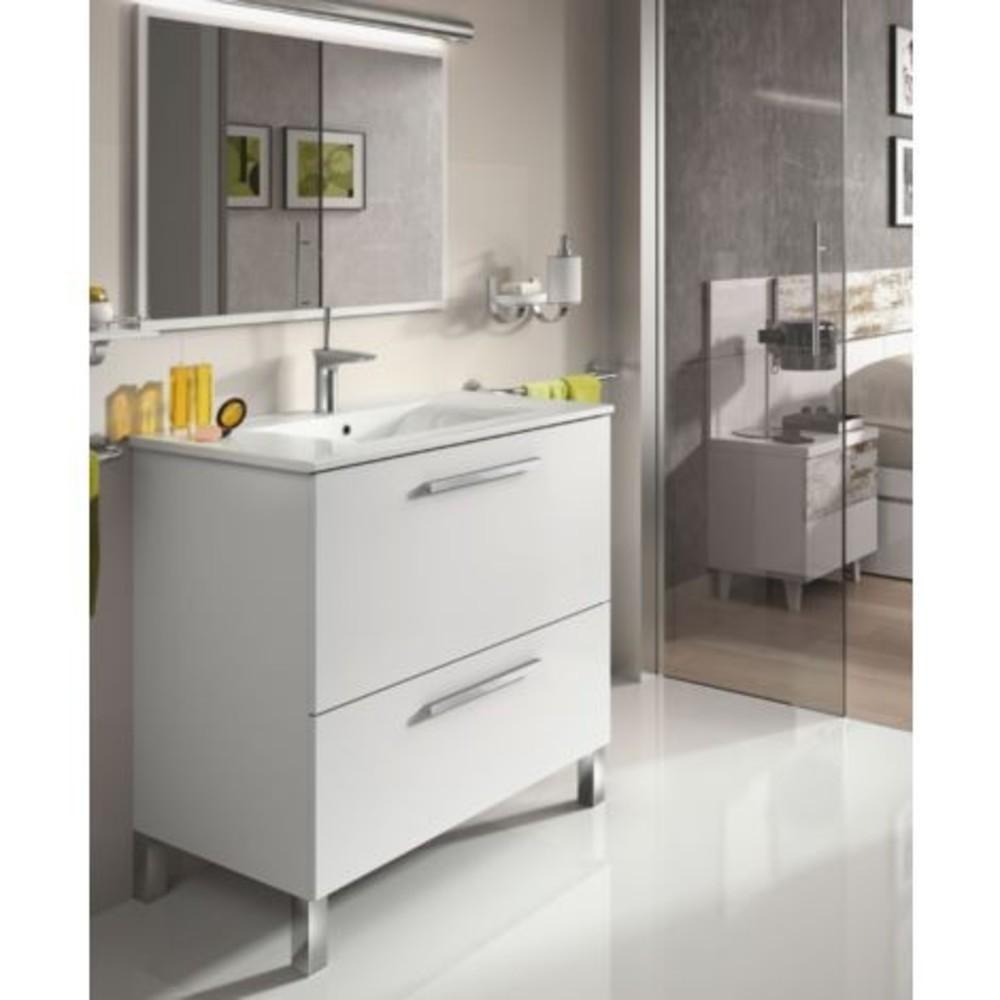 Mobile Bagno A Specchio.Kestile Set Mobile Bagno Specchio Atena B2 Bianco Shop Online