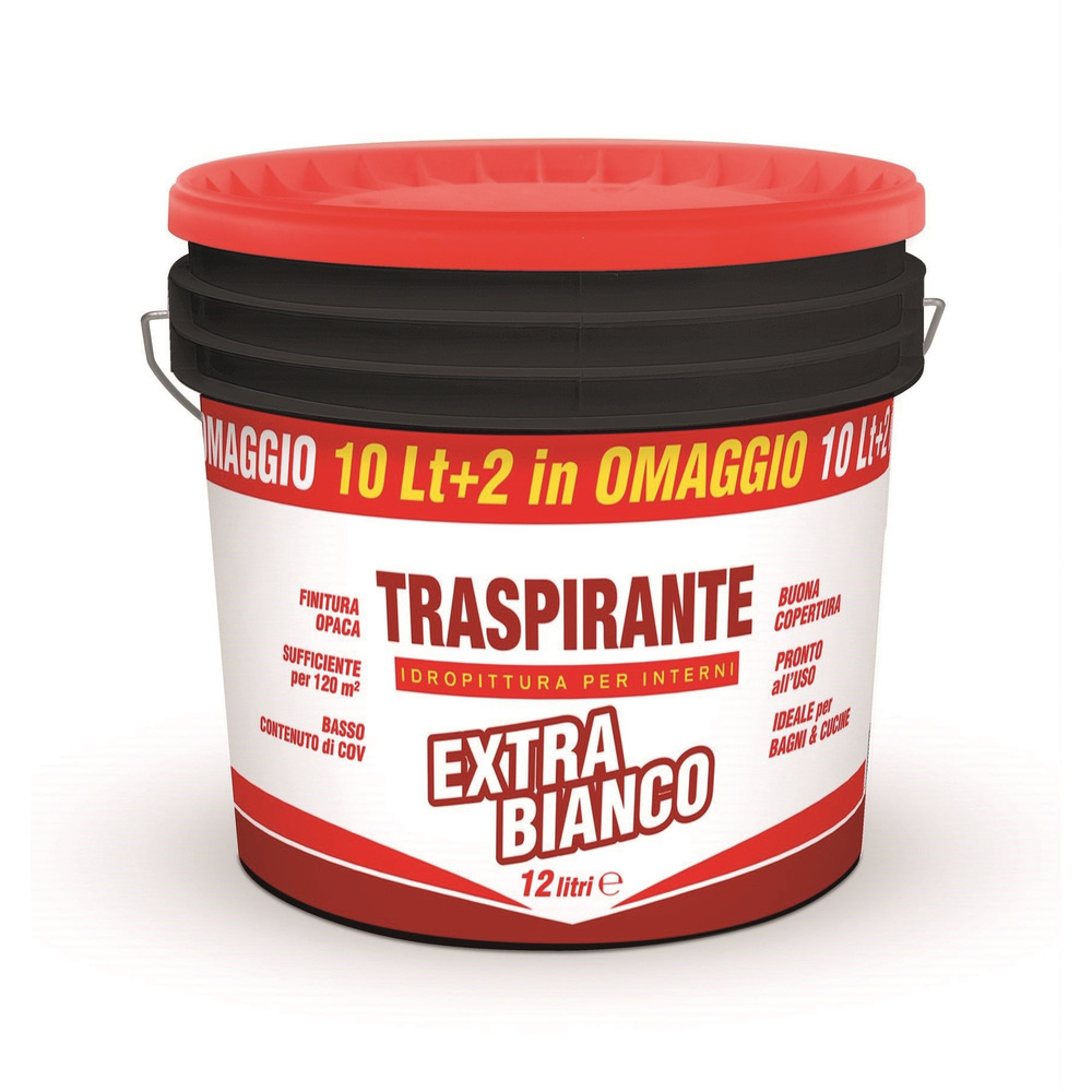 Traspirante 12 Lt Bianco