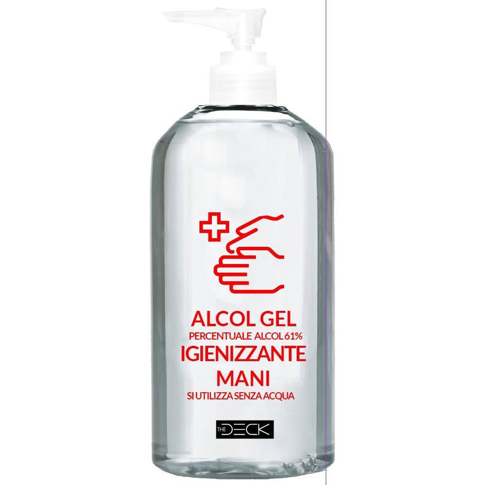 Alcol Gel Mani 500 ML