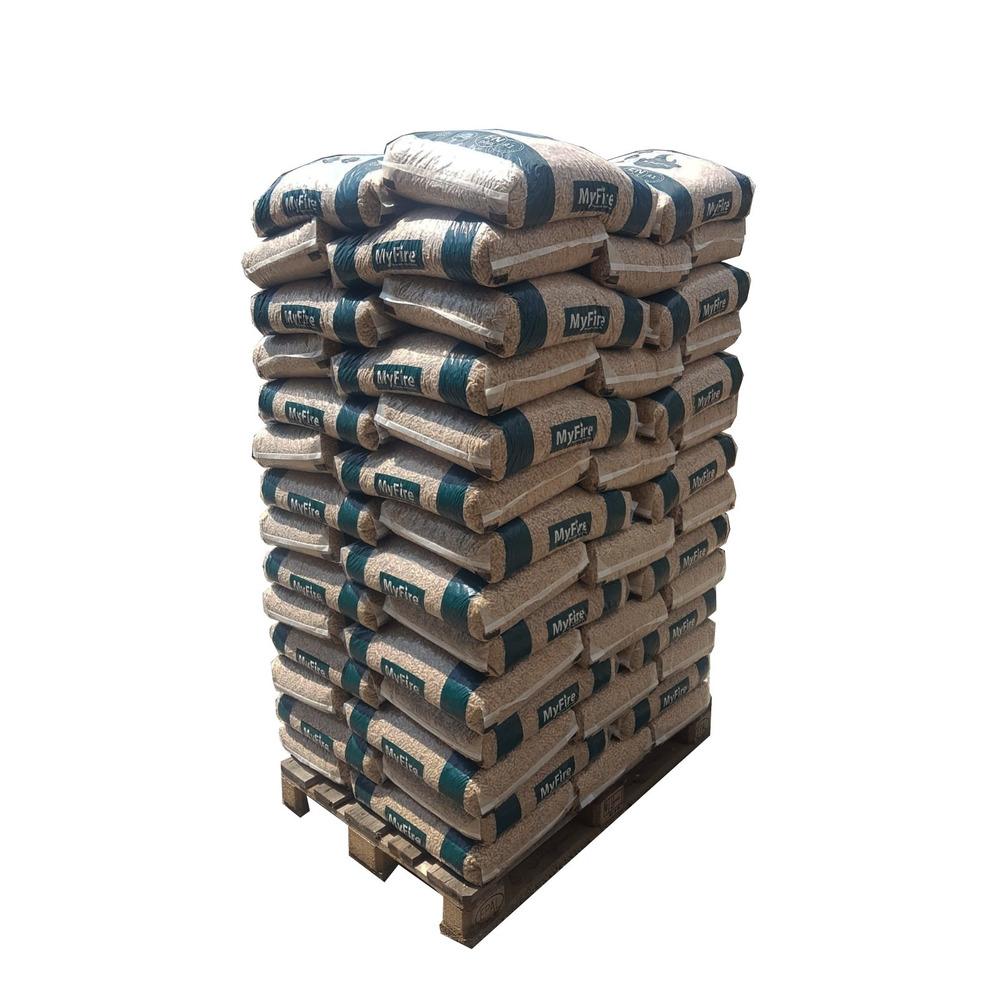 Bancale Pellet 70 sacchi 15 kg EN PLUS Energy Powe