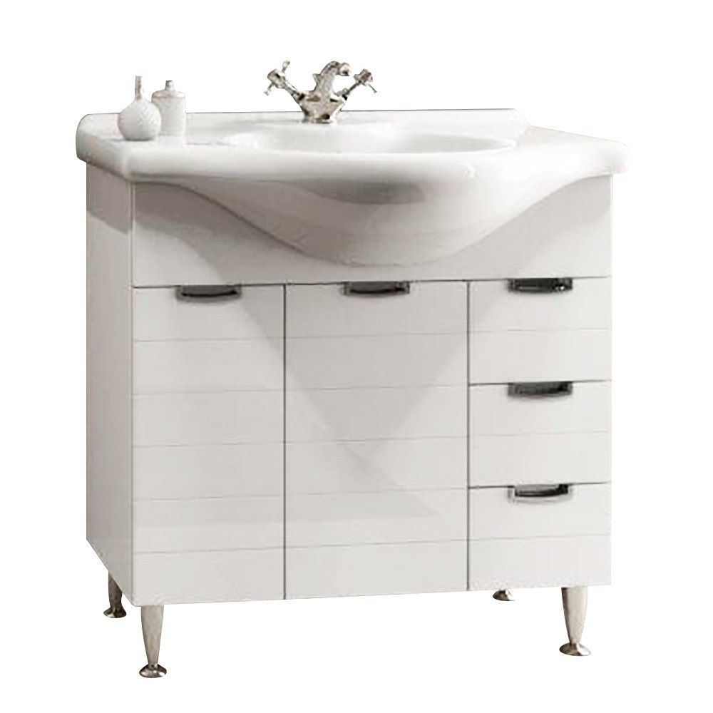 BATH SOLUTION Mobile Lavabo Debby - shop online su Brico io