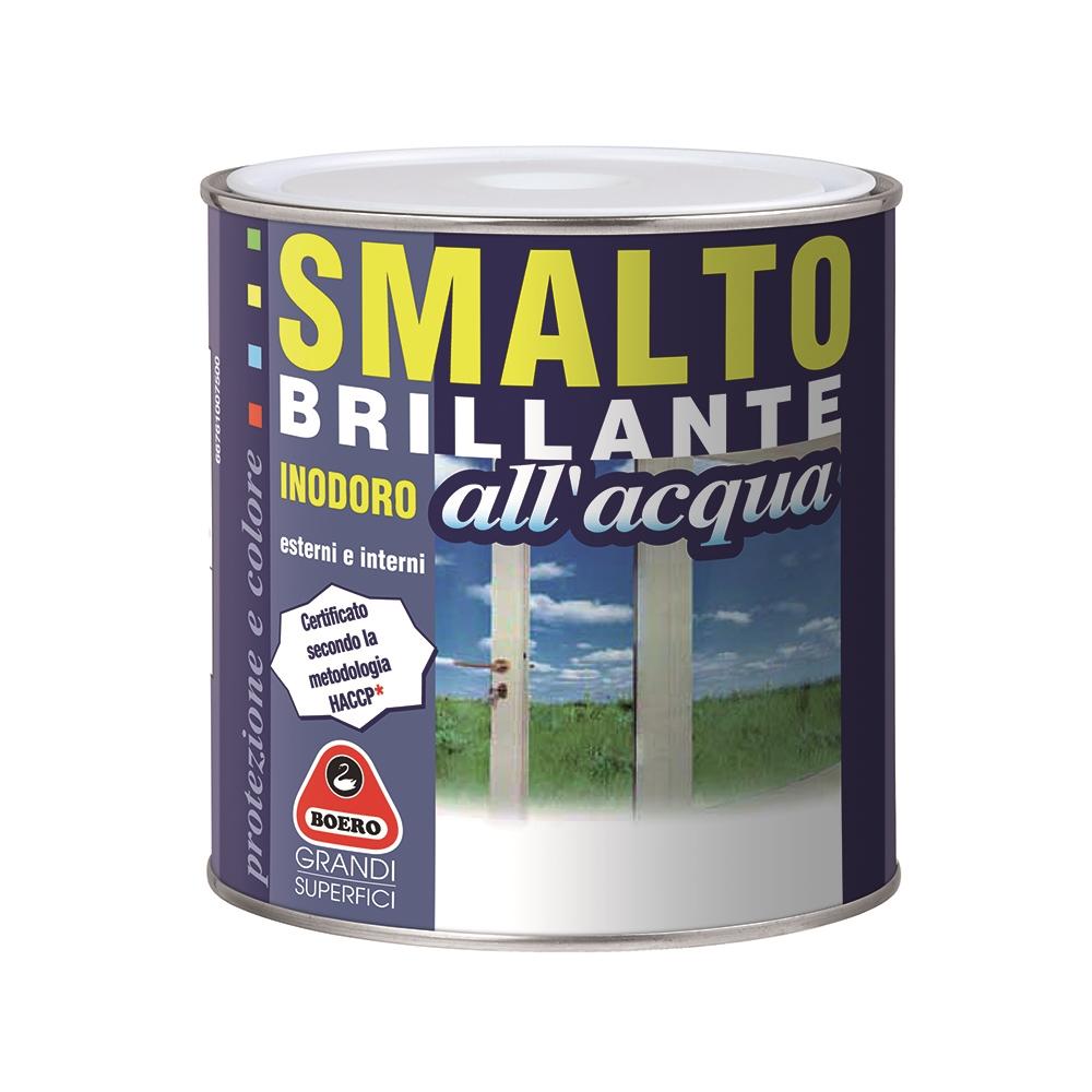 Smalto All'Acqua Brillante 500ml