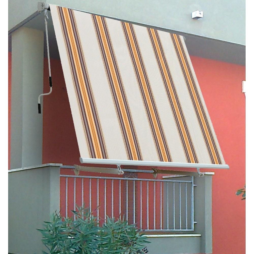 Tende Da Sole Con Bracci.Garden Friend Tenda A Caduta Con Bracci 250x300 Cm Shop Online Su
