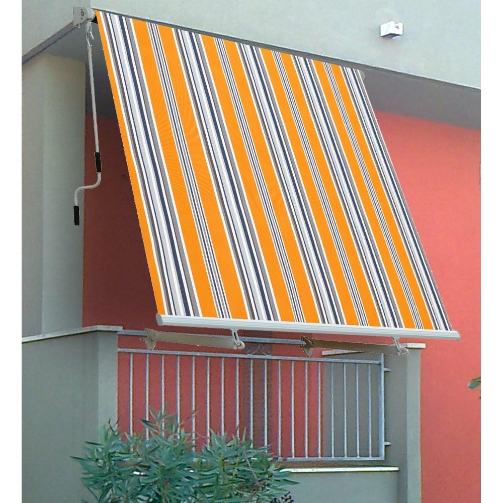 Tende Da Sole Con Bracci.Garden Friend Tenda Quadrata A Caduta Shop Online Su Brico Io