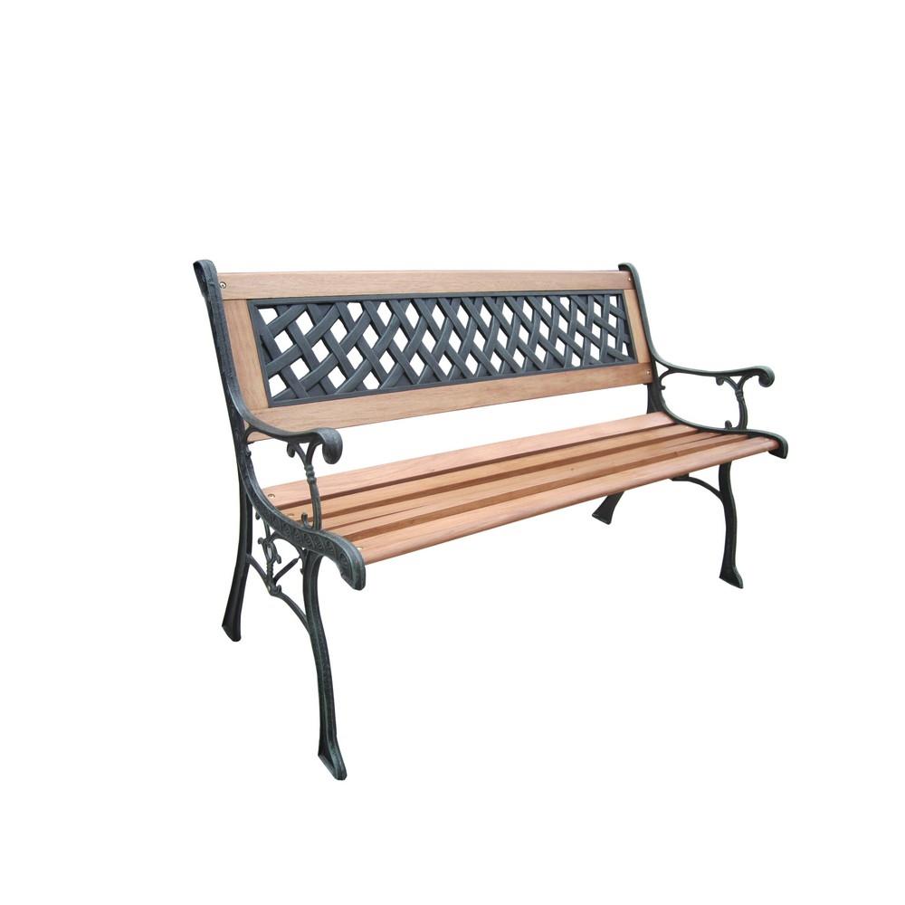 My garden panchina da giardino shop online su brico io for Arredo giardino on line outlet