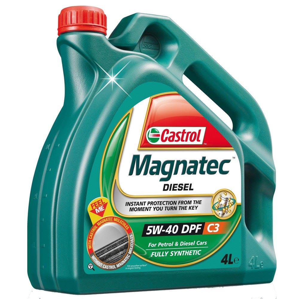 Magnatec Diesel 5w40