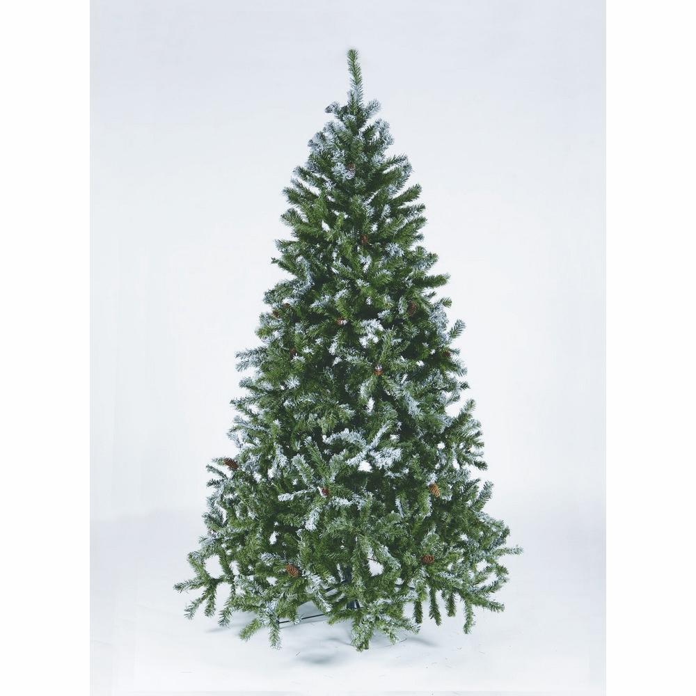 Albero Di Natale Vendita Online.Euronatale Albero Di Natale Pino Nevicato Shop Online Su Brico Io