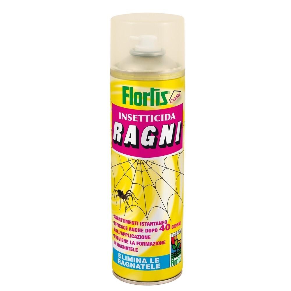 Flortis Anti-ragni Spray 400 ml - shop online su Brico io