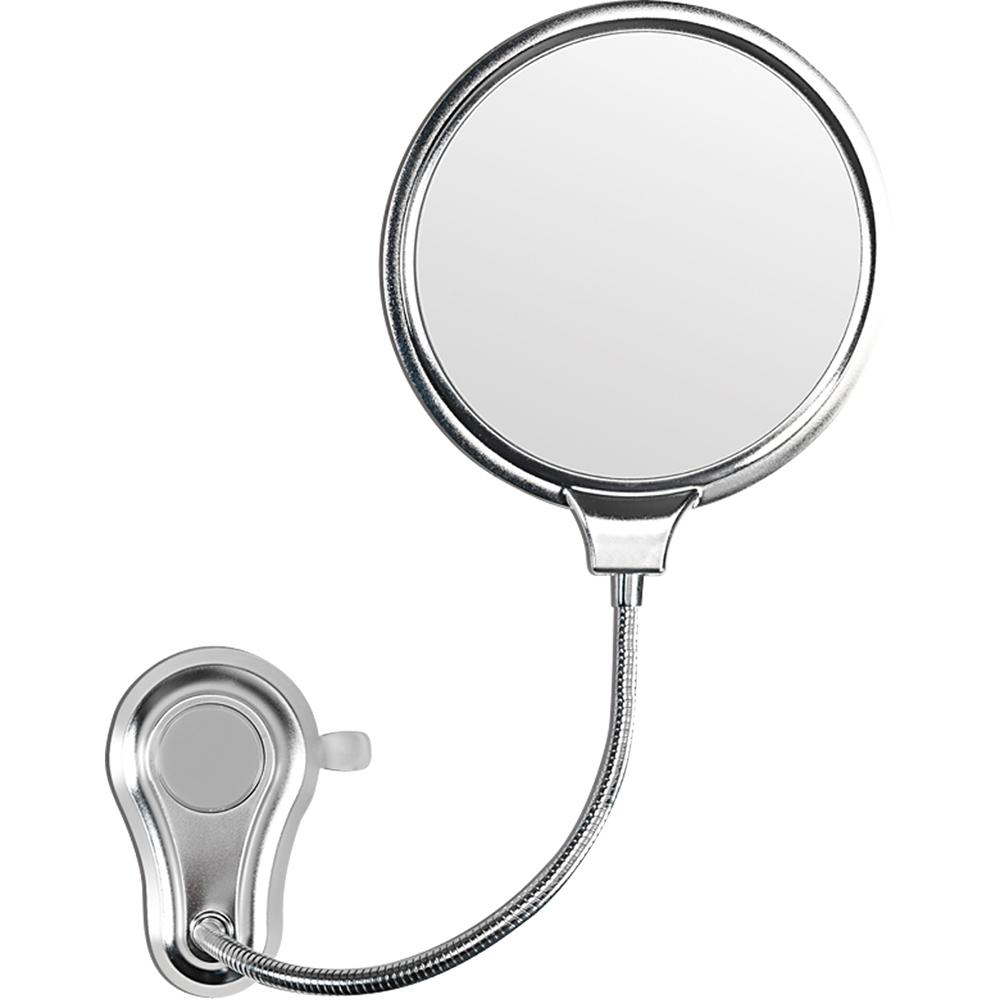 Specchio orientabile con ventosa