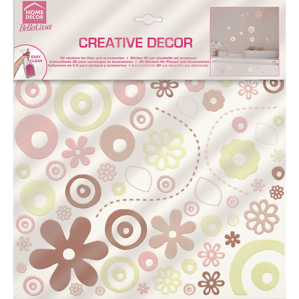 Home Decor Adesivo Creative Decor Shop Online Su Brico Io