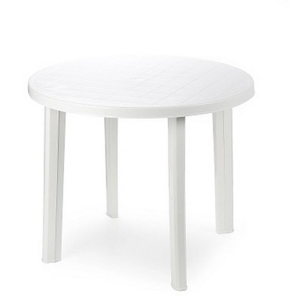 Tavolo Tondo 90x90x72 cm