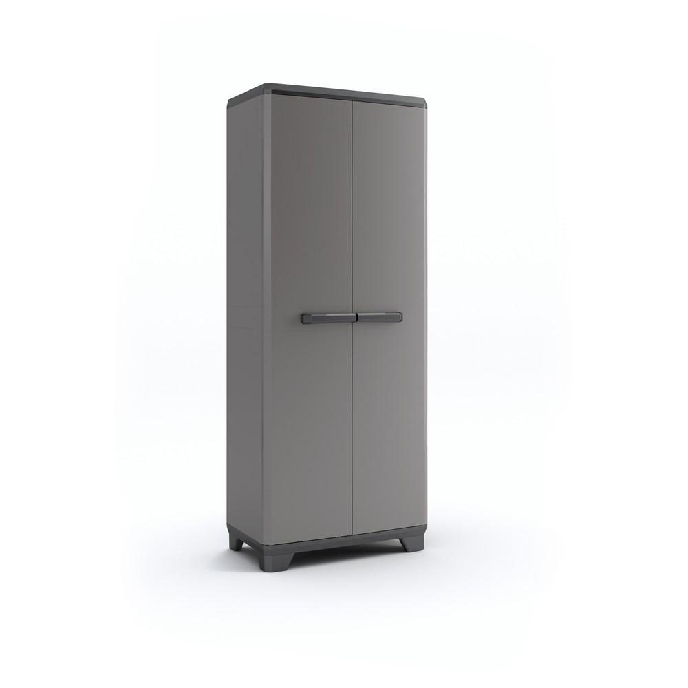 Armadietti Plastica Brico.Armadio Sistema 68x39xh 173 Cm