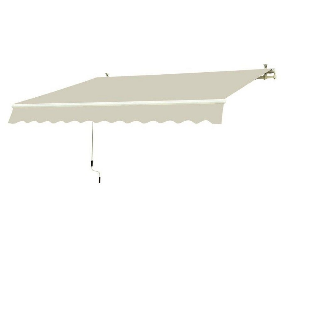 Manovella Elettrica Per Tende Da Sole.Garden Friend Tenda Da Sole Barra Quadra 300x200cm Shop Online Su