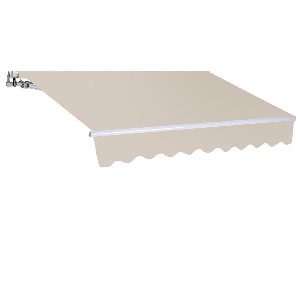 Tende Da Esterno Brico.Tenda Da Sole Barra Quadra 250x200 Cm