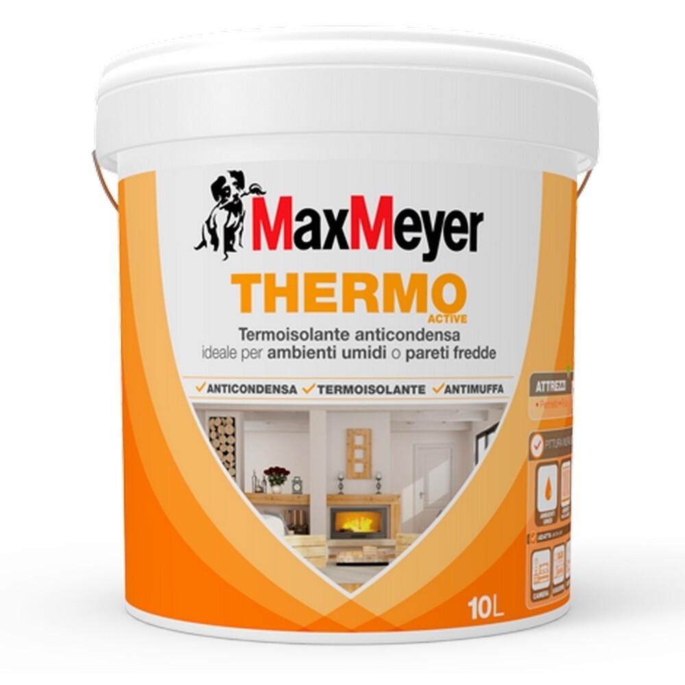 Pitture Termiche Per Interni.Max Meyer Thermo Active Pittura Termoisolante Shop Online Su