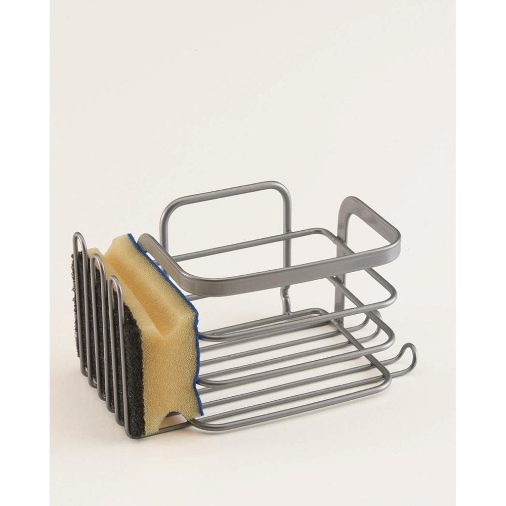 Metaltex cestello porta sapone spugna e strofinacci eureka - Ikea porta spugne ...