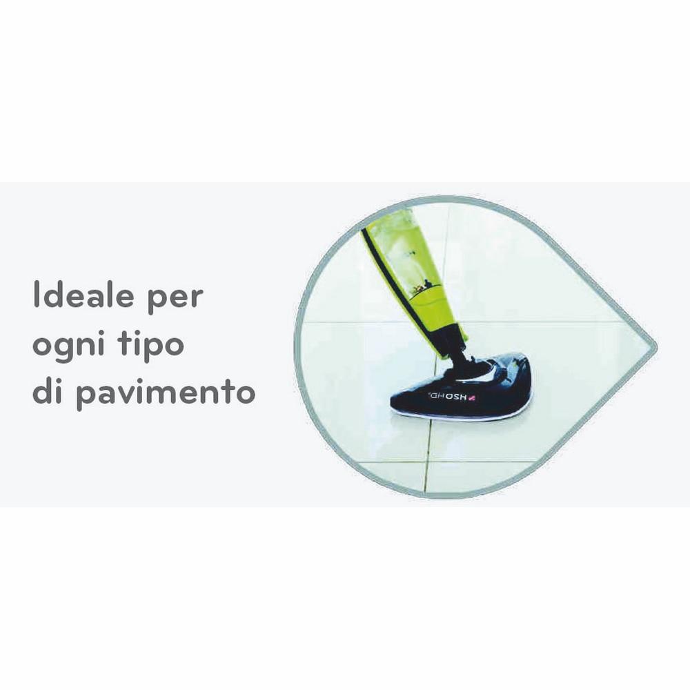 Mediashopping Scopa A Vapore H2o Hd Shop Online Su Brico Io