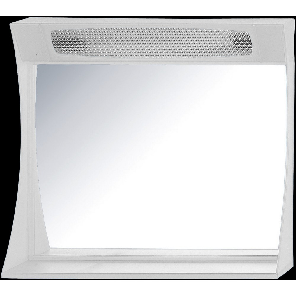 MECAPLAST Specchio con mensola 35x50 cm - shop online su Brico io