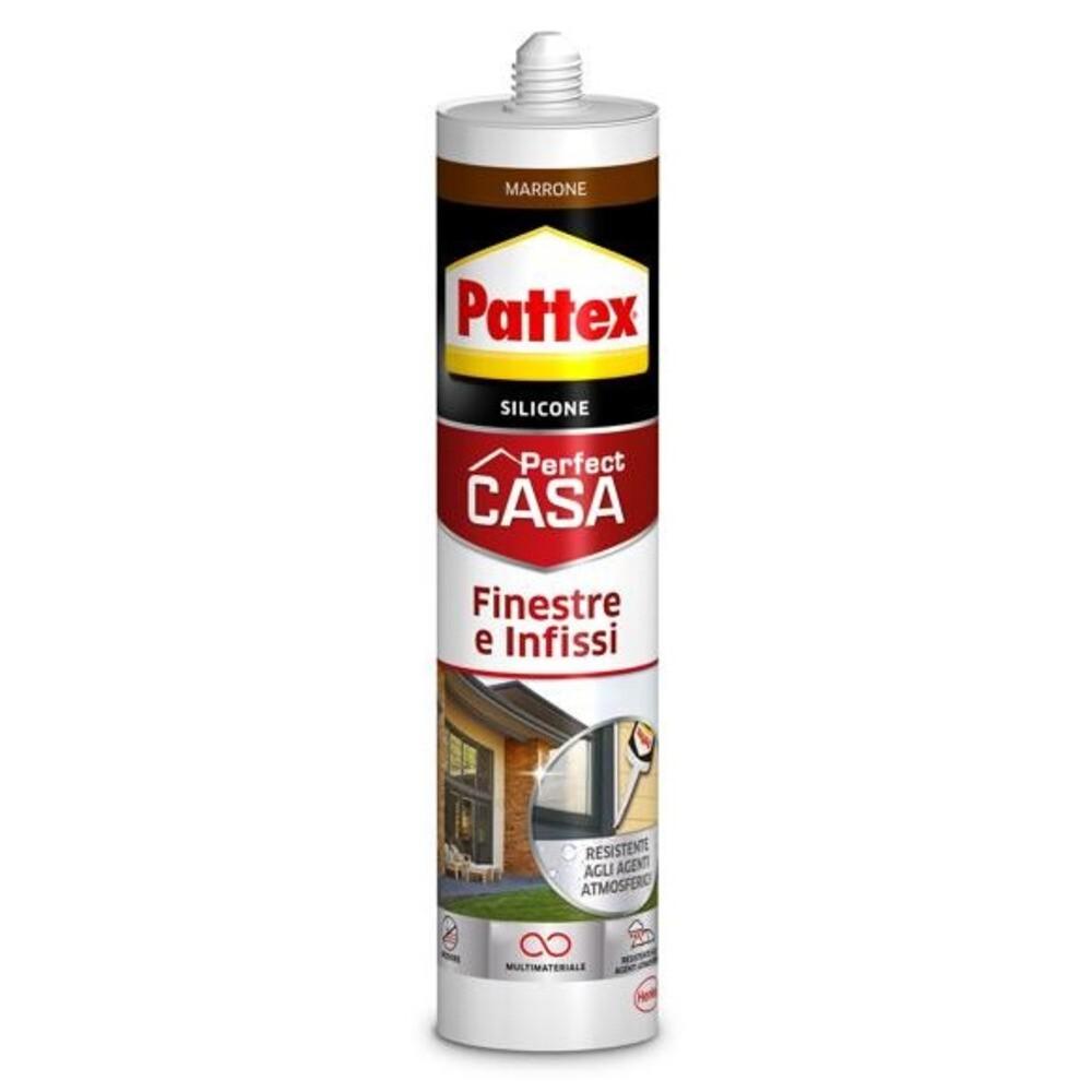 Pattex finestre&infissi bianco 280ml