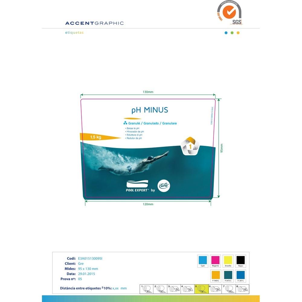 Come Abbassare Ph Piscina.Pool Expert Riduttore Ph Piscina Shop Online Su Brico Io