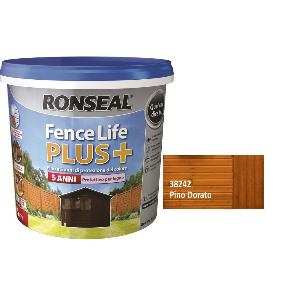 Protettivo legno FenceLife Plus