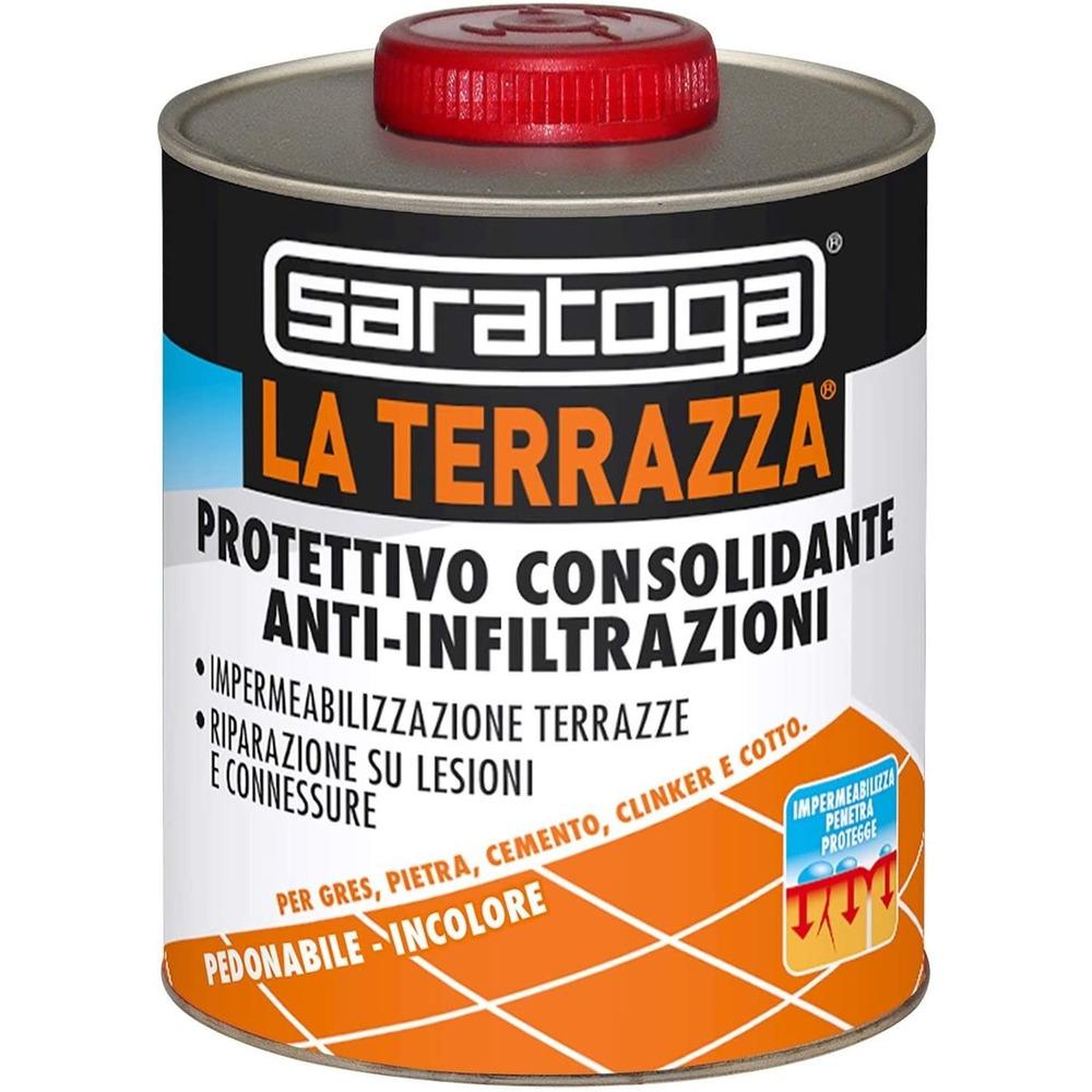 SARATOGA Impermeabilizzante La Terrazza - shop online su Brico io