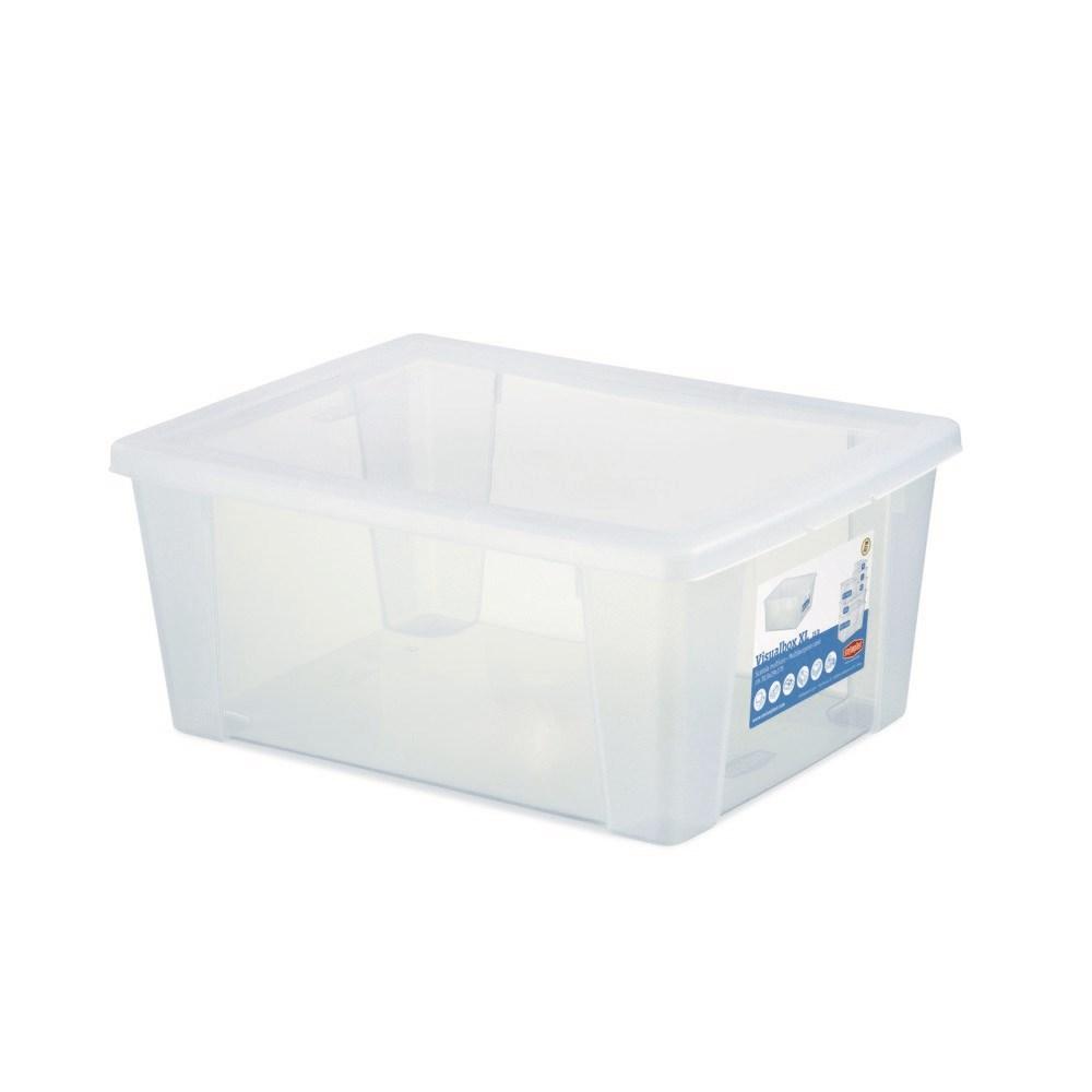 Brico Contenitori In Plastica.Stefanplast Contenitore Visual Box Trasparente Shop Online Su Brico Io