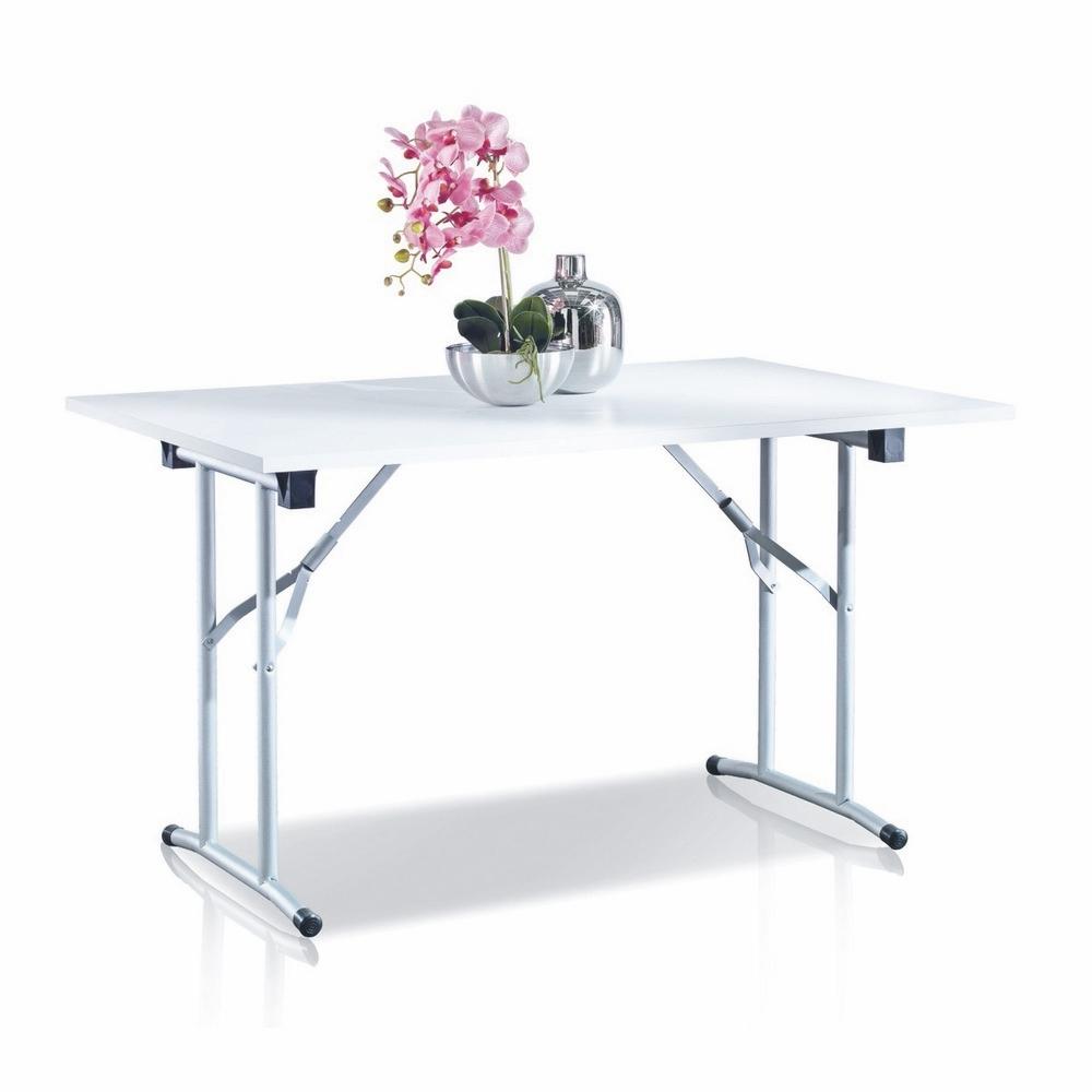 Terraneo tavolo pieghevole 125x80x75 cm shop online su - Tavolo pieghevole cucina ...